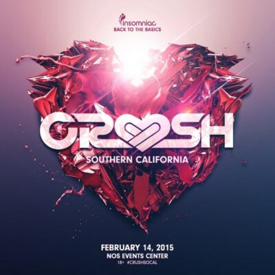 Crush @ NOS Events Center | San Bernardino | California | United States