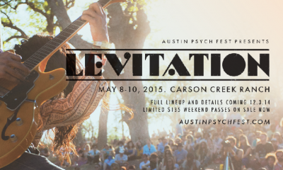 Levitation Festival @ Carson Creek Ranch | Austin | Texas | United States