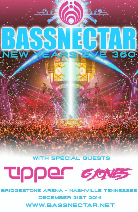 Bassnectar New Years Eve