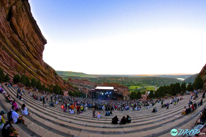 red rocks bassnectar