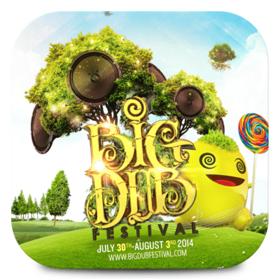 Big Dub Festival @ Four Quarter Horse Farm | Artemas | Pennsylvania | United States