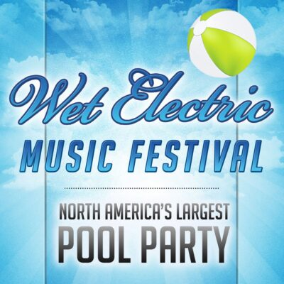 Wet Electric Music Festival @ Big Surf Waterpark | Tempe | Arizona | United States