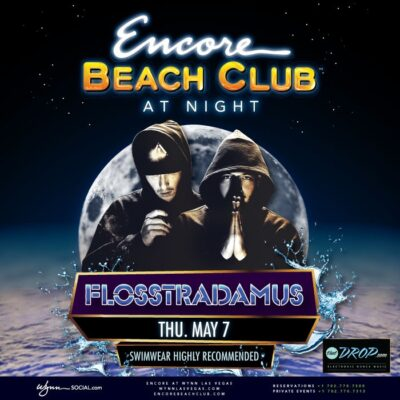 thatDROP.com Presents Flosstradamus at Encore Beach Club in Las Vegas @ Encore Beach Club | Las Vegas | Nevada | United States