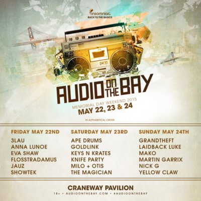 Audio On The Bay @ Craneway Pavilion | Richmond | California | United States