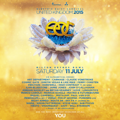 EDC United Kingdom @ Milton Keynes Bowl | United Kingdom