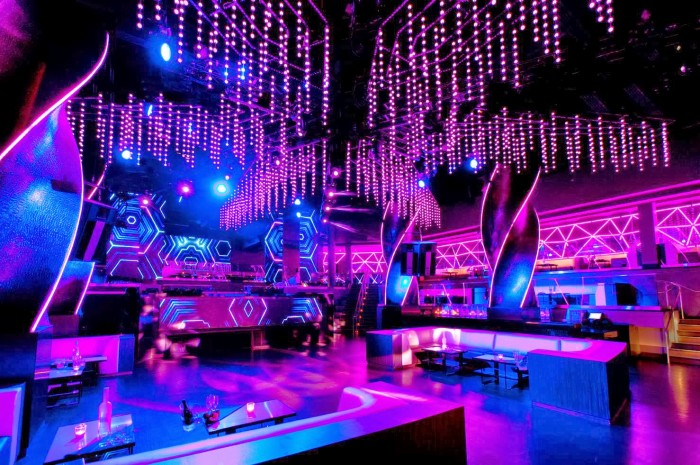 STORY Nightclub, Miami Beach, Florida.