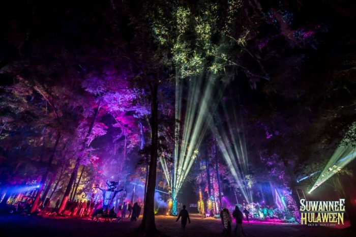 how to prepare for electric forest