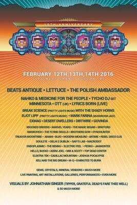 Gem and Jam Festival @ Tucson | Arizona | United States