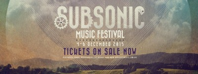 Subsonic Music Festival @ Riverwood Downs Mountain Valley Resort | Monkerai | New South Wales | Australia