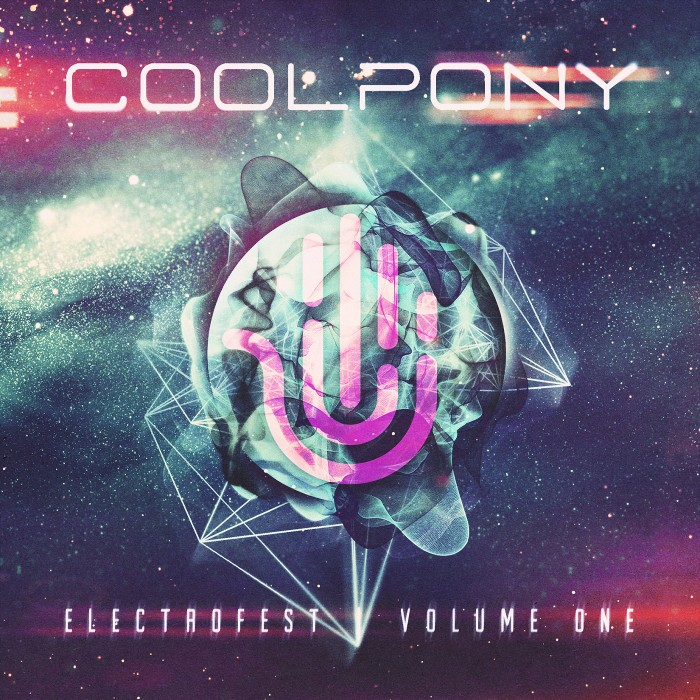 Cool Pony's Electrofest Vollume One Album Cover