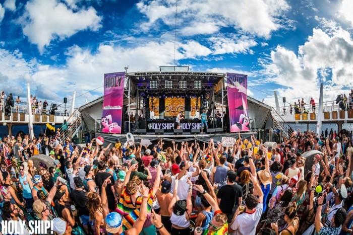 6 Music Festival Cruises Every Dance Music Fan Should