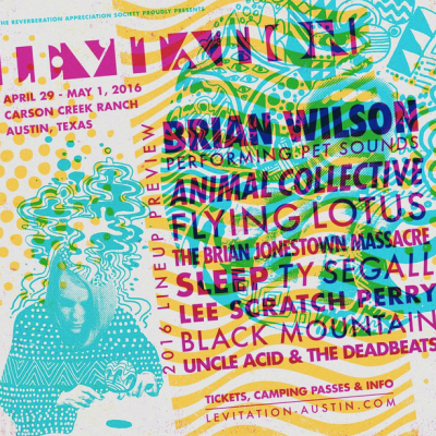 Levitation Music Festival Austin @ Carson Creek Ranch | Austin | Texas | United States
