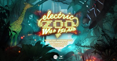 Electric Zoo Wild Island @ Randall's Island Park | New York | New York | United States