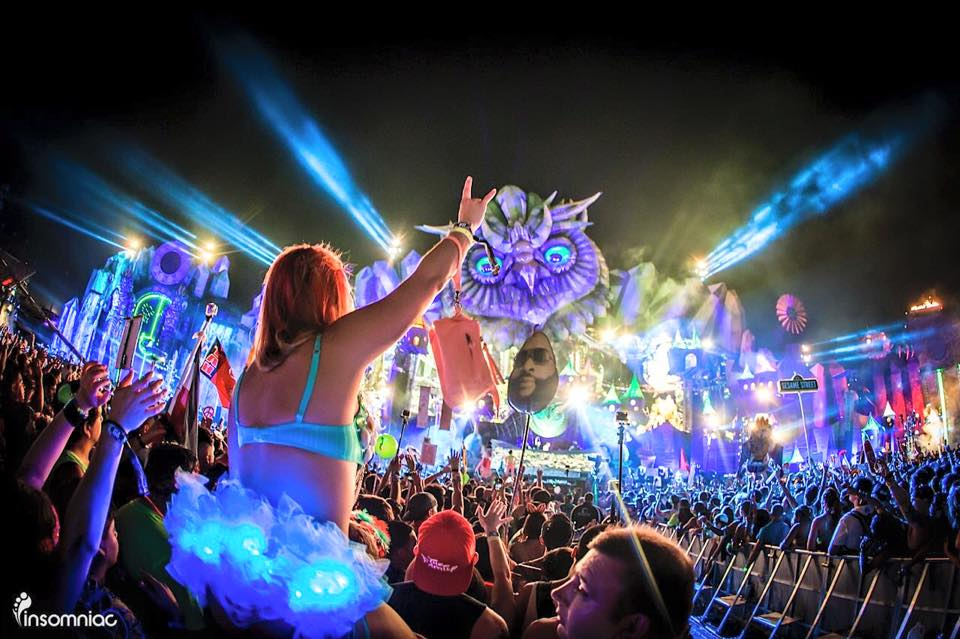 EDC Las Vegas Releases 2016 Official Trailer And Wow Just Wow