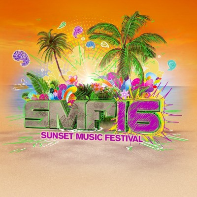 Sunset Music Festival @ Raymond James Stadium | Tampa | Florida | United States