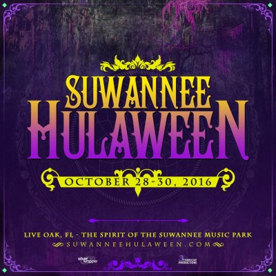Suwannee Hulaween @ Spirit of the Suwannee Music Park | Live Oak | Florida | United States