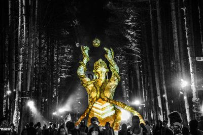 Electric Forest 2016 via STL Homegrown Productions