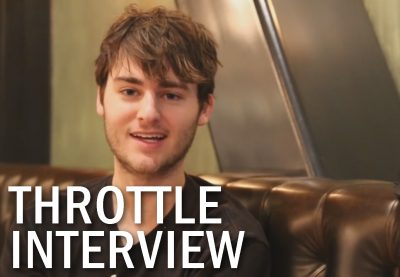 Throttle Exclusive Interview