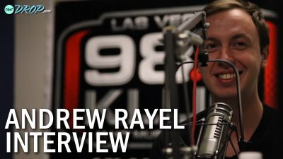thatDROP's Exclusive Andrew Rayel Interview at Las Vegas' 98.5 KLUC