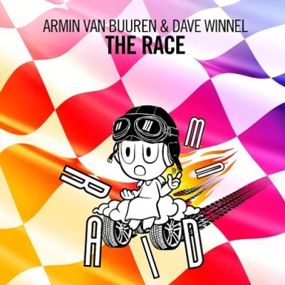 Armin van Buuren & Dave Winnel - The Race