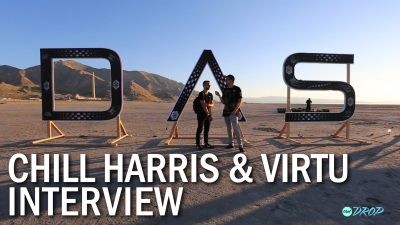 Chill Haris Virtu Interview at Das Energi Festival 2016