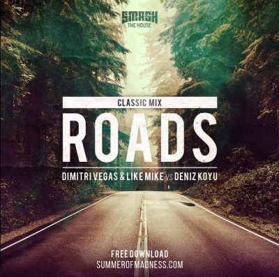 "Dimitri Vegas and Like Mike Classic Mix of ""Roads"""