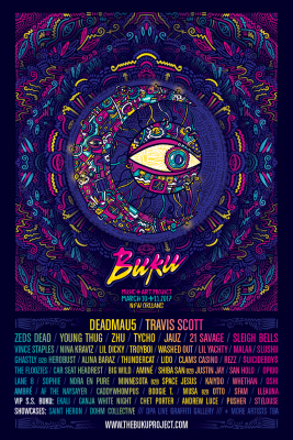 BUKU Music & Arts Project @ New Orleans | New Orleans | Louisiana | United States