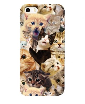 Click here to buy a Surprised Cats Phone Case