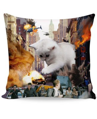 Click here to buy Rampage Cat Couch Pillow