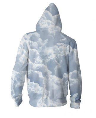 Click here to buy Cloud Zip-Up Hoodie