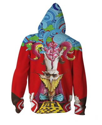 Click here to buy Corpus Collosum Zip-Up Hoodie