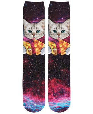 Click here to buy Taco-Cat Knee High Socks
