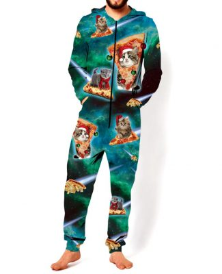 Click here to buy a Meowy Christmas Onesie