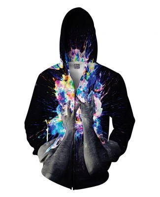 Click here to buy a Artistic Bomb Hoodie