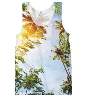Click here to buy Palm Tree Tank Top