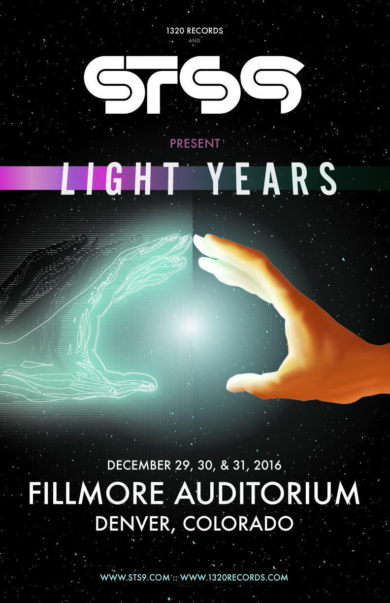 STS9 Light Years @ Fillmore Auditorium Denver | Denver | Colorado | United States