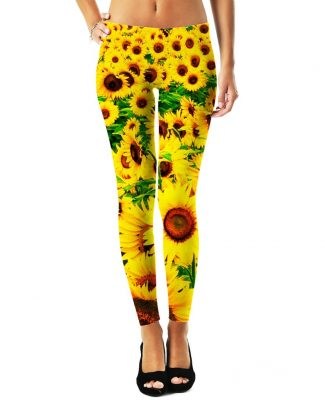 :: Click here to purchase Sunflower Leggings ::