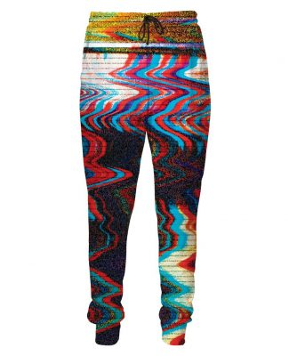 Click here to buy Color Static Sweatpants