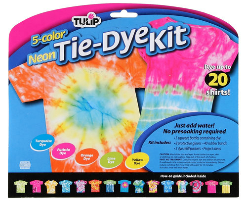 Click here to buy a Tie-Bye Kit from Amazon.com