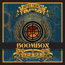 Boombox NYE @ Gothic Theatre  | Denver | Colorado | United States