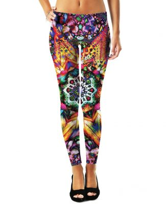 Purchase Bursting Star Leggings