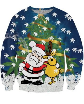 Purchase a Christmas Trees Crewneck Sweatshirt