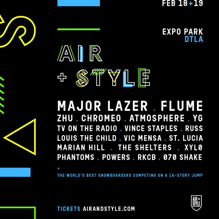 Shaun White Presents Air + Style 2017 @ Expo Park | Los Angeles | California | United States