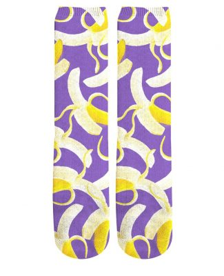 Purchase Banana Knee High Socks