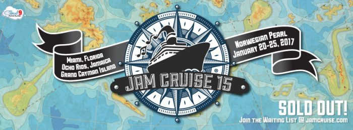 Jam Cruise 2017 @ Ship | Miami | Florida | United States