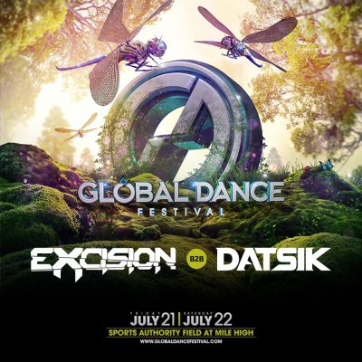 Global Dance Festival @ Sports Authority Feild at Mile High | Denver | Colorado | United States