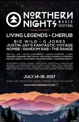 Northern Lights Music Festival @ Piercy | California | United States