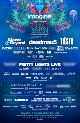 Imagine Music Festival @ Atlanta Motor Speedway | Atlanta | Georgia | United States