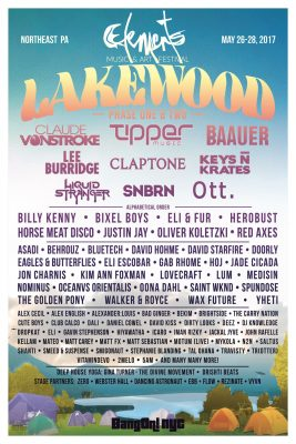 Elements Lakewood Music Festival @ North East | Pennsylvania | United States