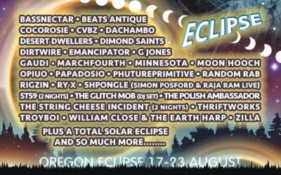 Oregon Eclipse @ Big Summit Prairie | Antelope | Oregon | United States